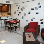 Teacher Living Space And Dining Space UAE