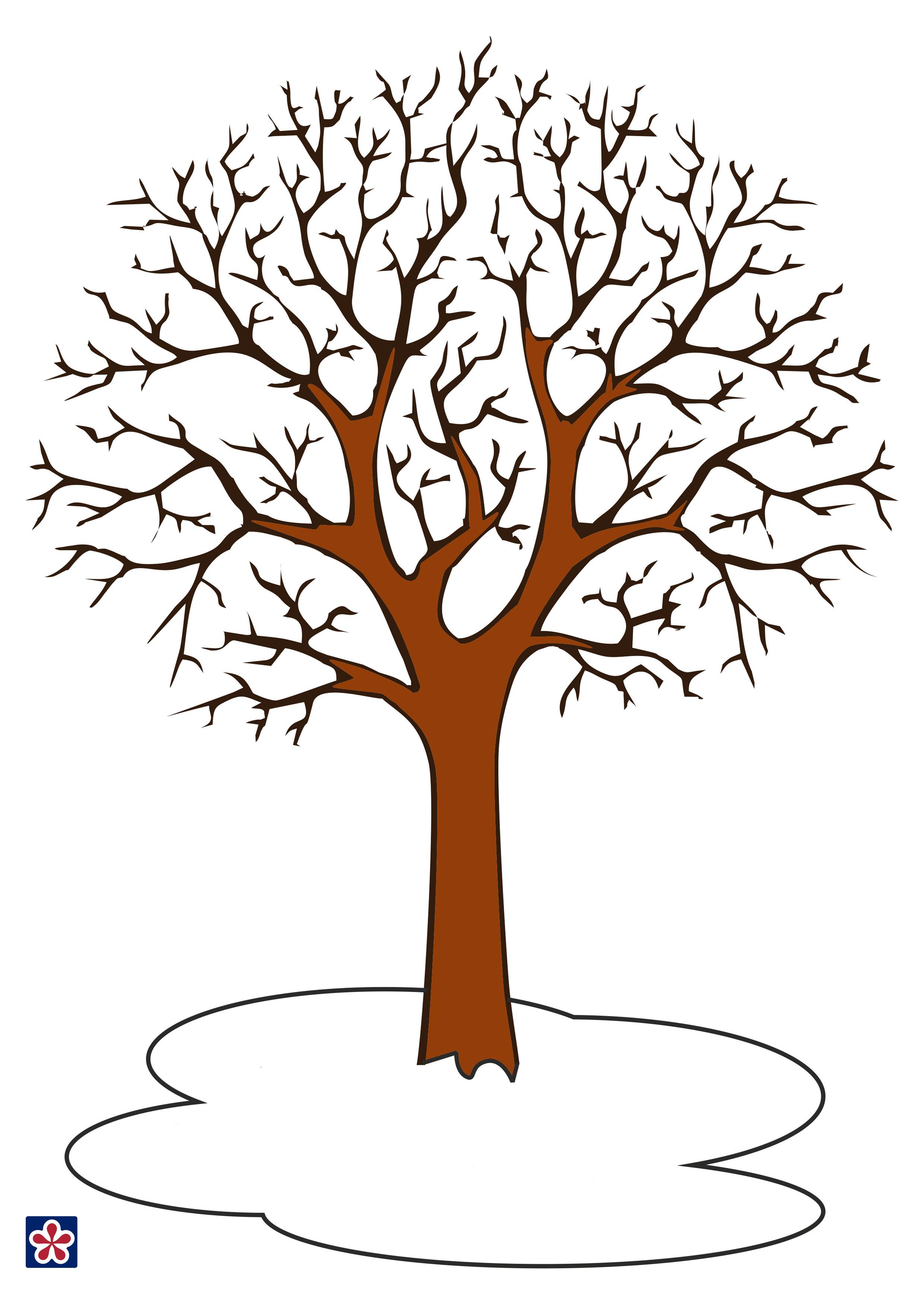 Fall Tree Craft For Preschoolers