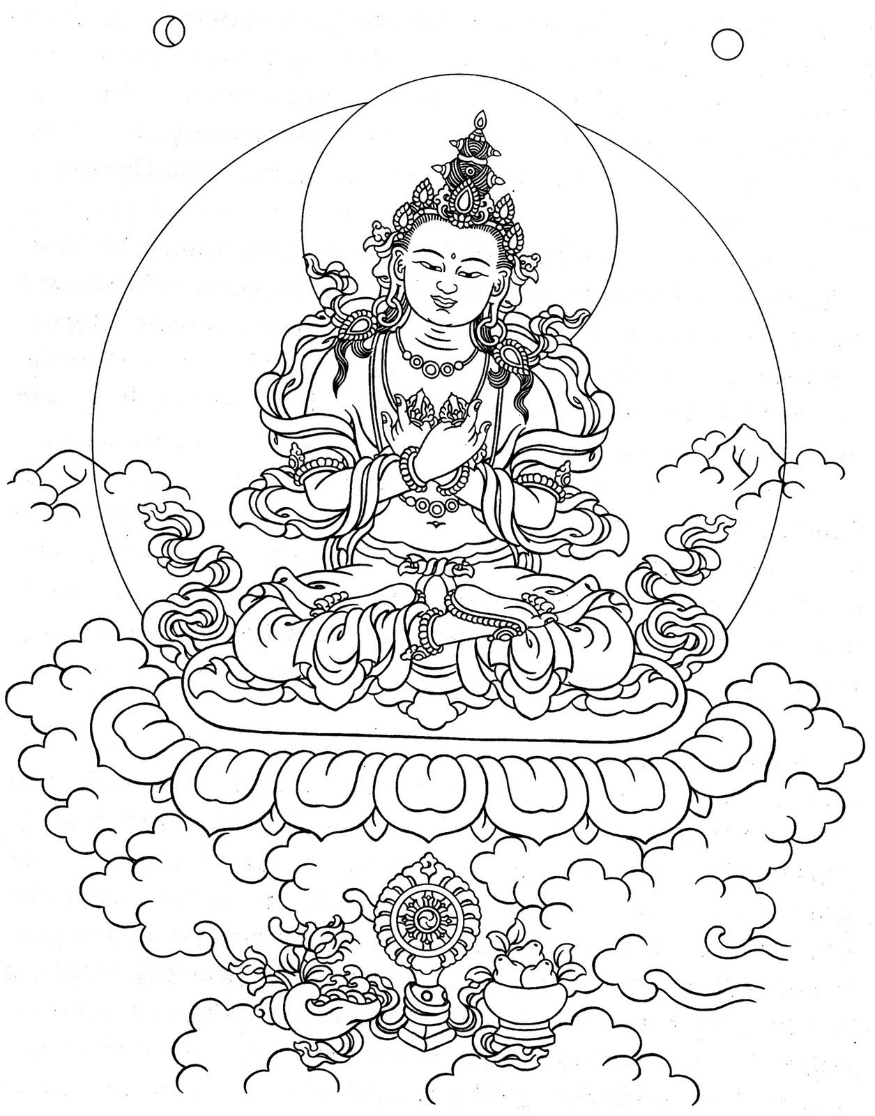 Images About Art Tibetan