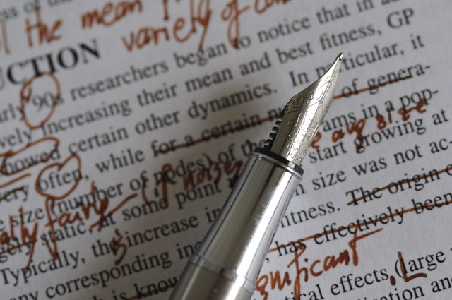 Marking matters (or does it)?
