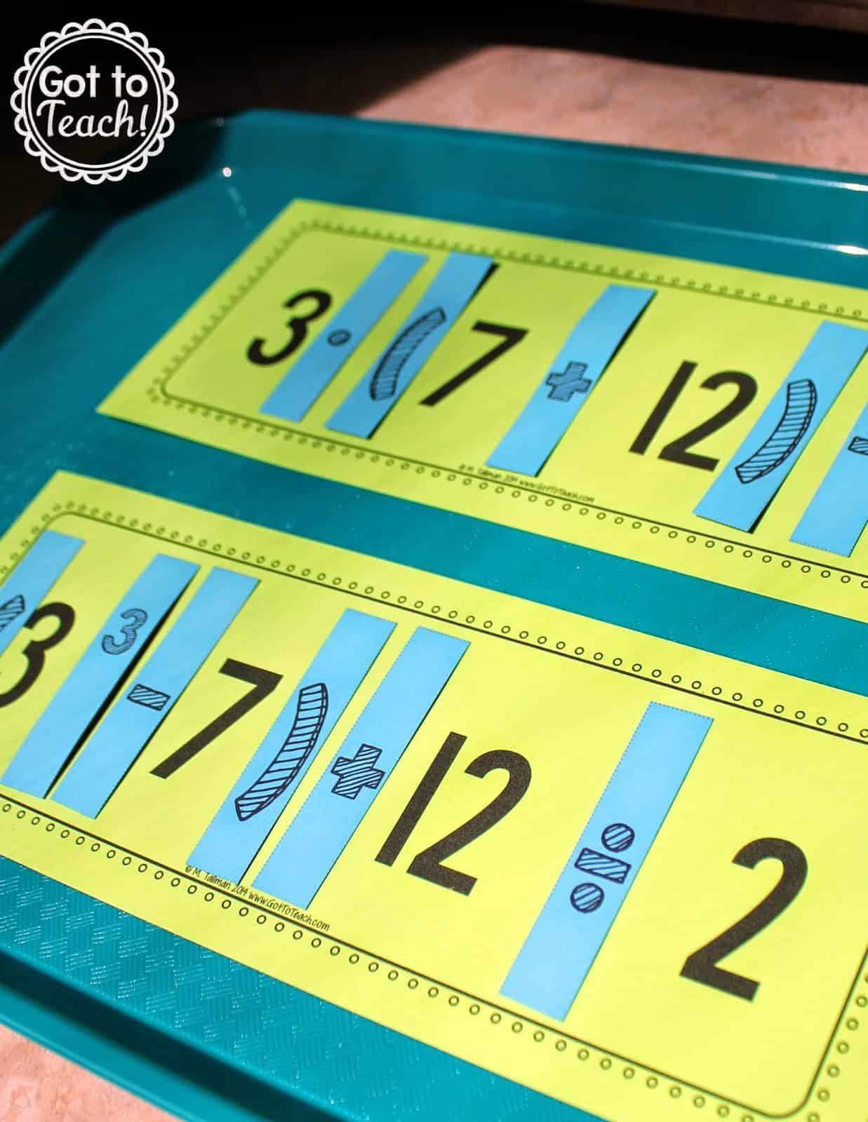 Fun With Order Of Operations Teacher Thrive