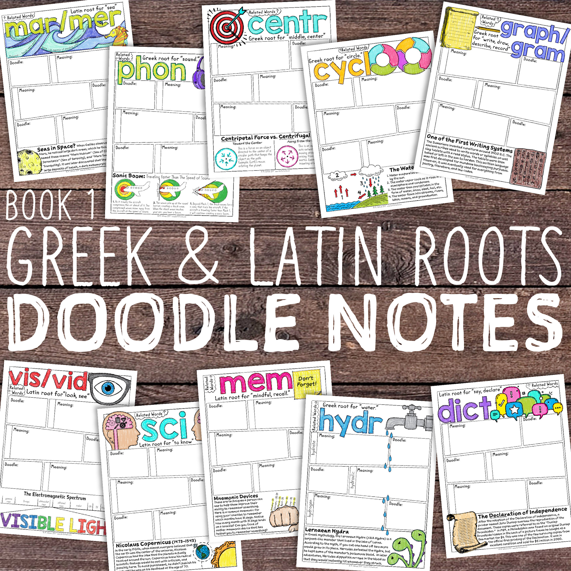 Greek Root For Earth