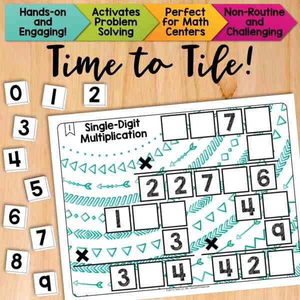 Single-Digit Multiplication