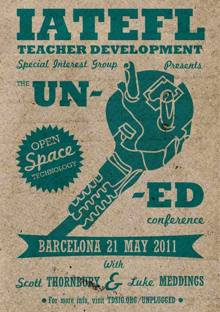 TDSIG Unplugged Poster