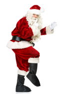 stock-photo-20670566-subtly-sneaking-santa