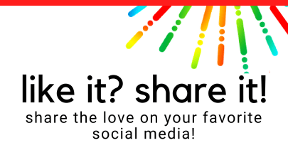 Like it? Share it! Share the love on your favorite social media.