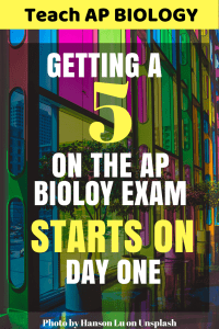 Resources for teaching AP Biology