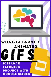 Distance Learning Project with Gifs