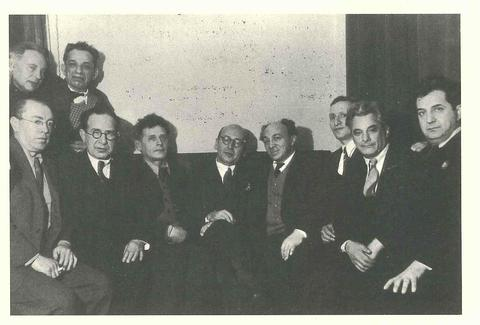Image result for 1952 – The Night of the Murdered Poets: Thirteen prominent Jewish intellectuals are murdered in Moscow, Russia, Soviet Union.