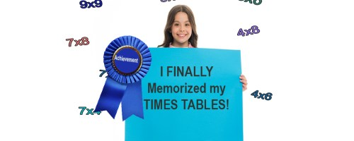 How to Memorize the Times Tables FAST!
