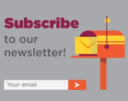 Graphic of mailbox