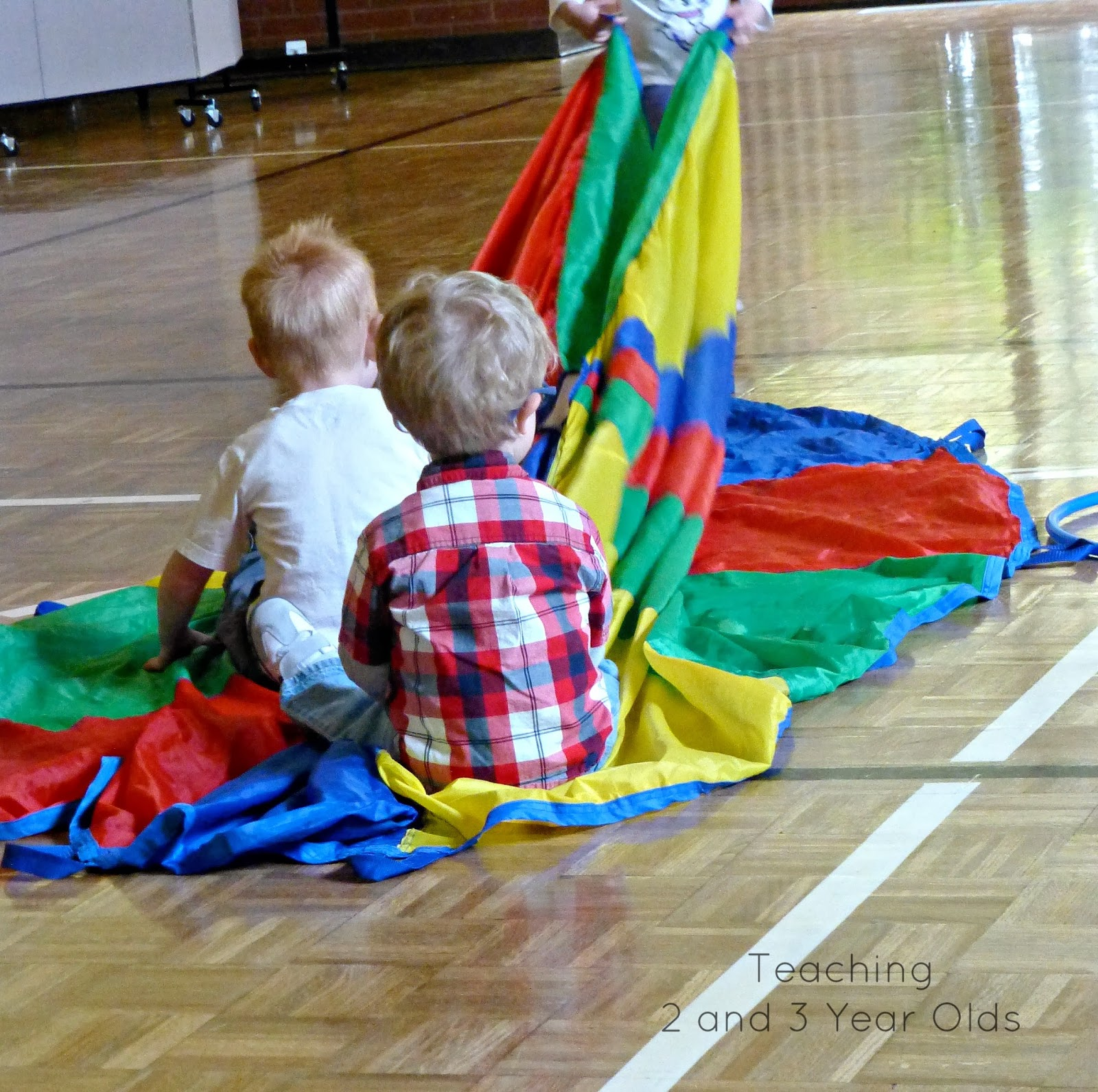 Teaching 2 And 3 Year Olds Exploring Colors