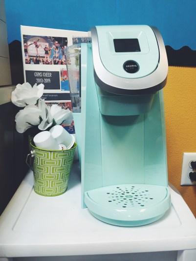 coffee maker ... duh