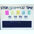 Stop, Grammar Time