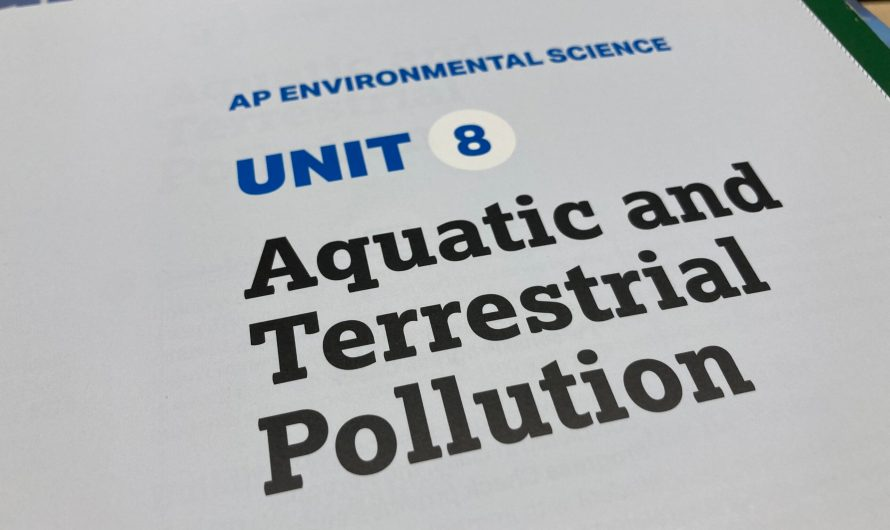 Unit 8 Resources for AP Environmental Science