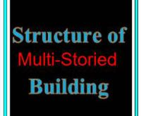 Structure of Multi-storied Building