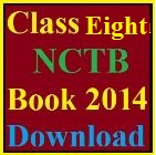 Class Eight NCTB Book 2014 Download