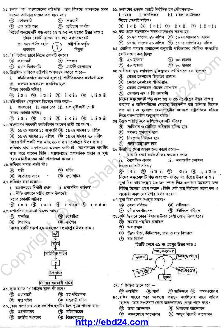 Civics Suggestion for HSC 2014 (5)