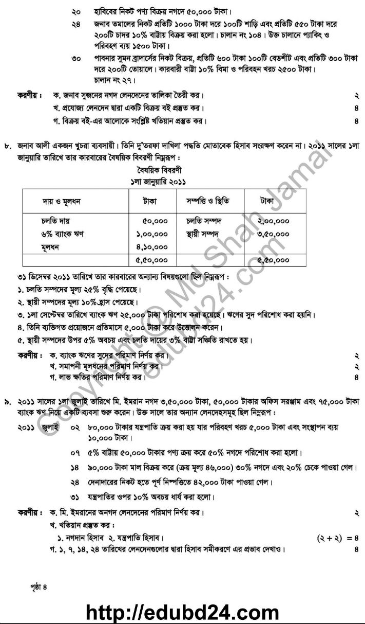 Accounting 1st Paper (4)