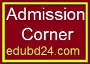 Admission Corner