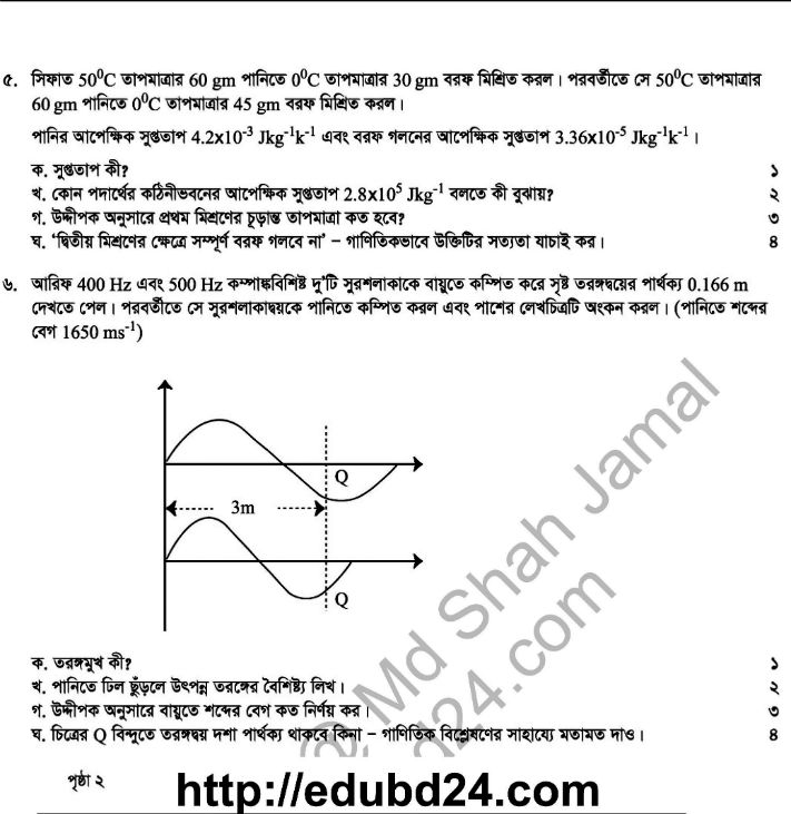 Physic 1st Paper (2)