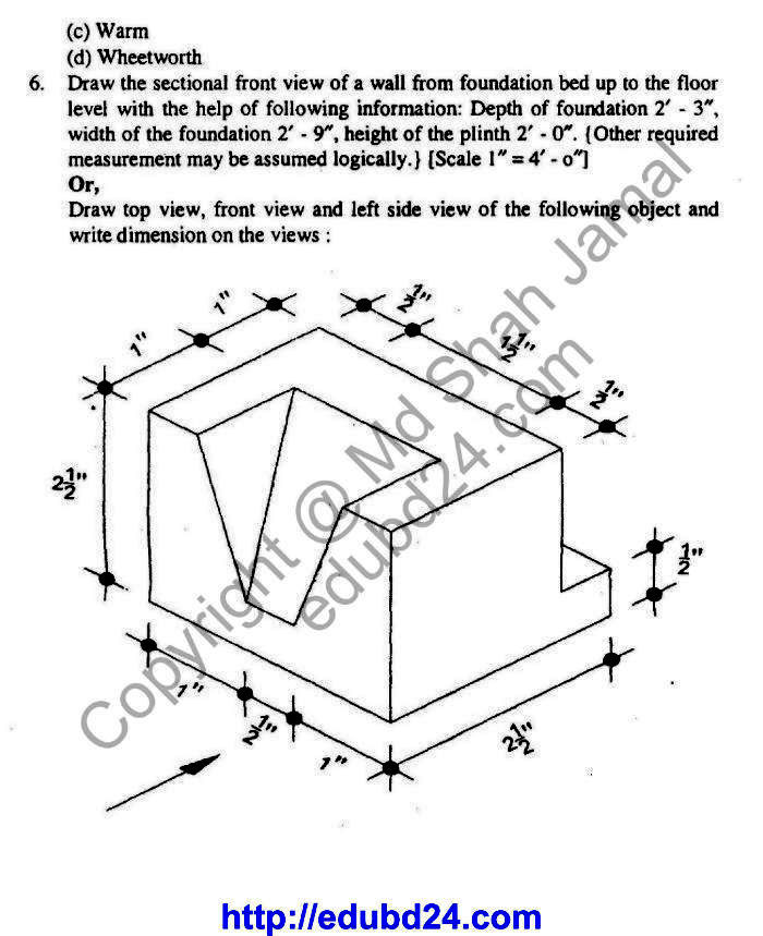 Engineering Drawing Eng 31114 (2)