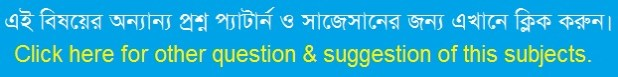 Bangla 2nd Paper Question 2016 Jessore Board
