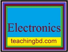 Electronics deals with electrical circuits