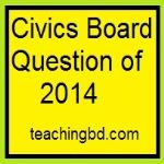 Civics Board Question of 2014