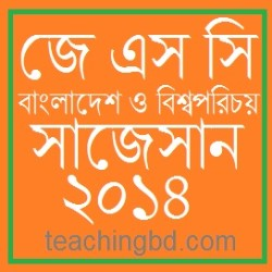 Bangladesh and Bisho Porichoy Suggestion and Question Patterns 2014-1