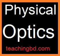 Math Solution of Physical Optics