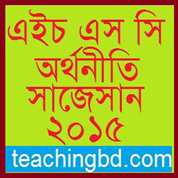 Economics Suggestion and Question Patterns of HSC Examination 2015-1 1