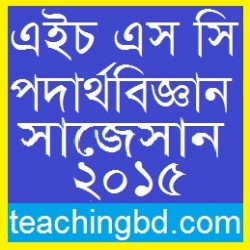 Physics Suggestion and Question Patterns of HSC Examination 2015-8