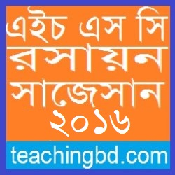 Chemistry Suggestion and Question Patterns of HSC Examination 2016-1
