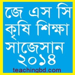 Agricultural Studies Suggestion and Question Patterns of JSC Examination 2014 1
