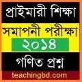 PSC dpe Question of Mathematics Subject-2013