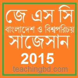 Bangladesh and Bisho Porichoy Suggestion and Question Patterns of JSC Examination 2014