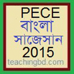 Bengali Suggestion and Question Patterns of PEC Examination 2015 1