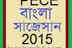 Bengali Suggestion and Question Patterns of PEC Examination 2015