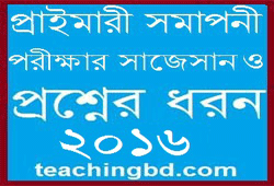 Suggestion and Question Patterns of PSC Examination 2016