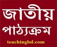 National Curriculum – Class(XI-XII) 67
