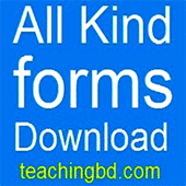 All Kind forms Download 1