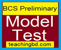 36 BCS Preliminary Model Test-50