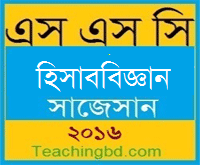 Accounting Suggestion and Question Patterns of SSC Examination 2016