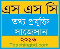 ICT Suggestion and Question Patterns of SSC Examination 2016