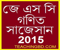 Mathematics Suggestion and Question Patterns of JSC Examination 2015 1