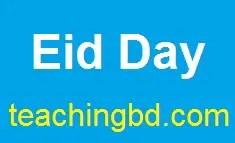 Eid Day