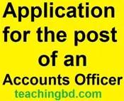ApplicationOfAnAccountsOffi