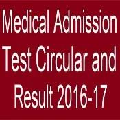 MedicalAdmission TestNotice162
