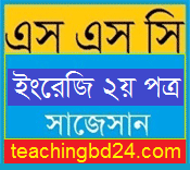 English 2nd Paper Suggestion and Question Patterns of SSC Examination 2018